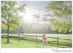 Linn Run engagement session