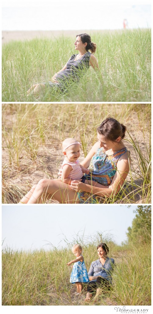 Melanie Grady Photography, 2 years later, mommy and me, Presque Isle, Erie, PA, Pittsburgh Maternity Photographer, Nashville maternity photographer