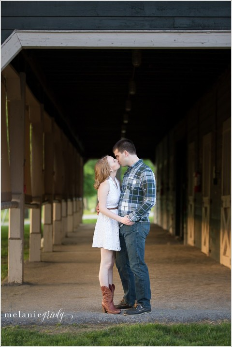 Nashville Engagement Photography In Franklin Tennessee