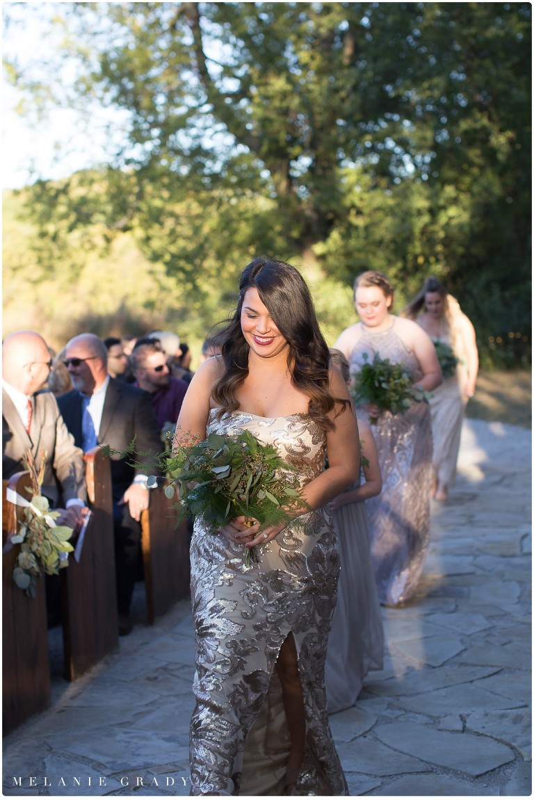 Glamorous Meadow Hill Farm Wedding Congratulations