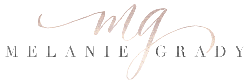 Melanie Grady – Nashville Wedding Photographer logo